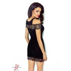 Короткое платье Marissa с цветочной вышивкой