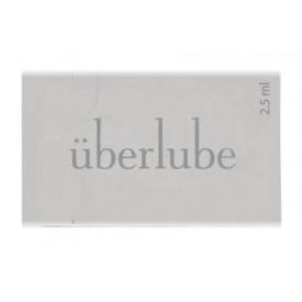 Лубрикант на силиконовой основе Uberlube - 2,5 мл.