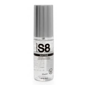 Лубрикант на силиконовой основе S8 Premium Silicon - 50 мл.
